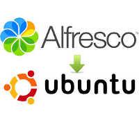 AlfrescoUbuntu