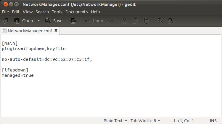 NetworkManager.conf