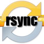 Копирование файлов с помощью rsync
