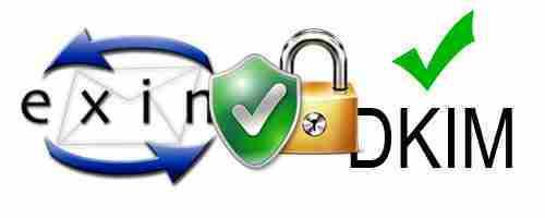 Настройка Exim DKIM в Debian